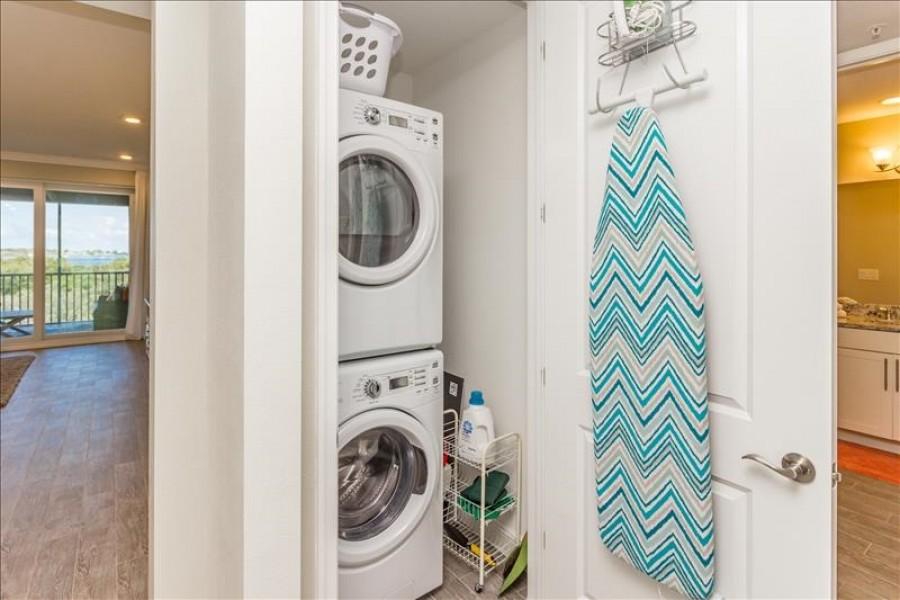 Laundry Washer/dryer