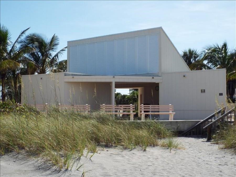 Beach Pavillion
