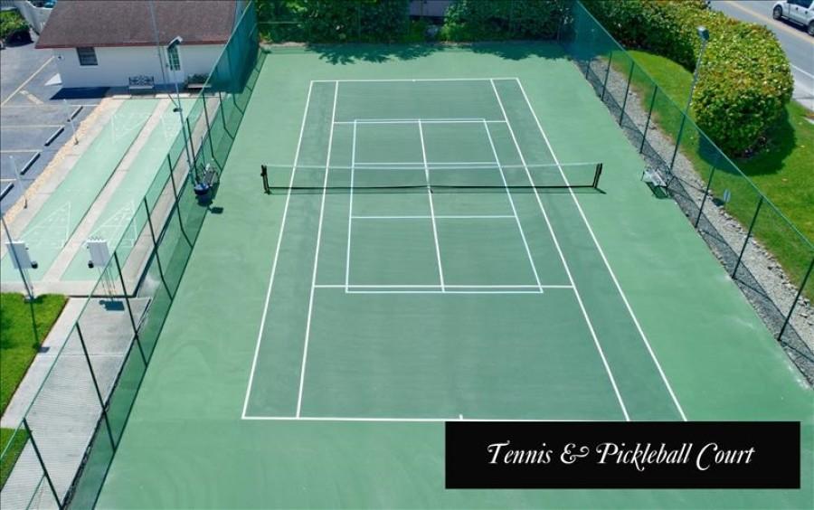 Tennis&Pickleball