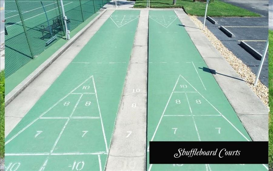 Suffleboard
