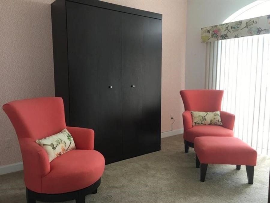 GUEST ROOM W/ MURPHY BED