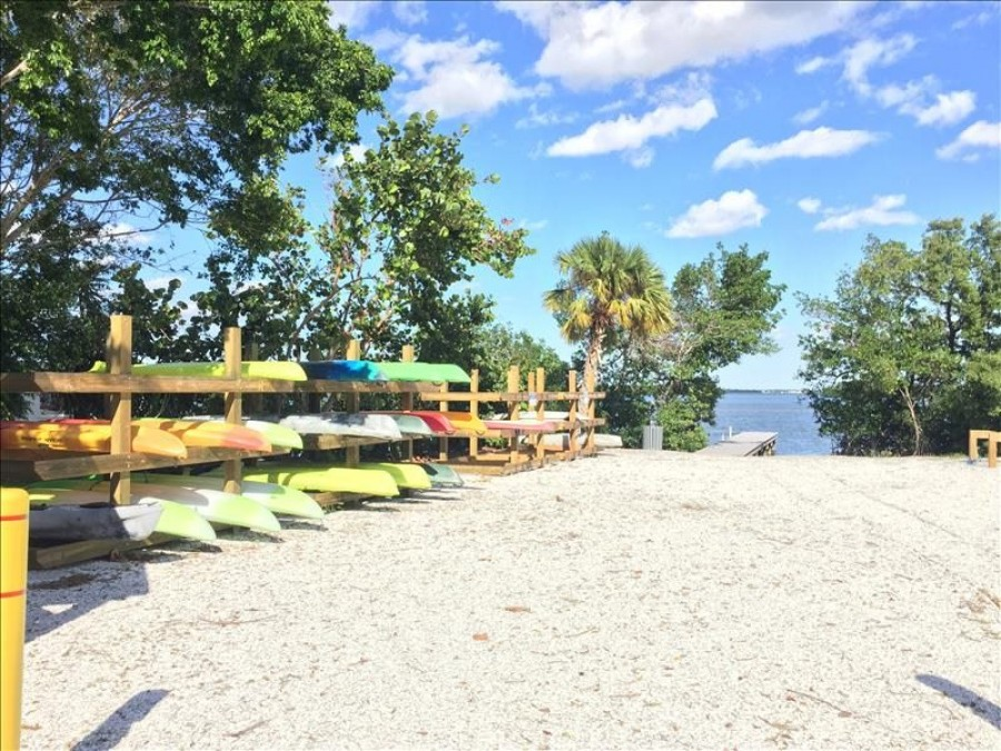 Bayfront Park Kayaks
