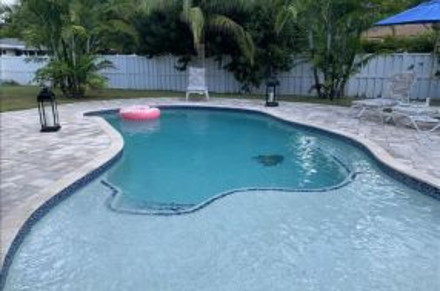 Gorgeous Pool Home